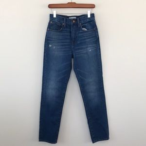 Mad well the perfect vintage jean size 25